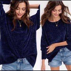 Last 1️⃣! Chenille Pullover Sweater